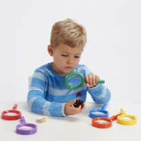 Rainbow Magnifiers  Pack of 6